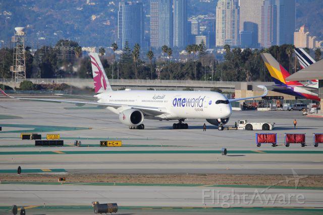 Airbus A350-1000 (A7-ANE)