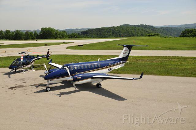 Beechcraft Super King Air 350 (N1WV)