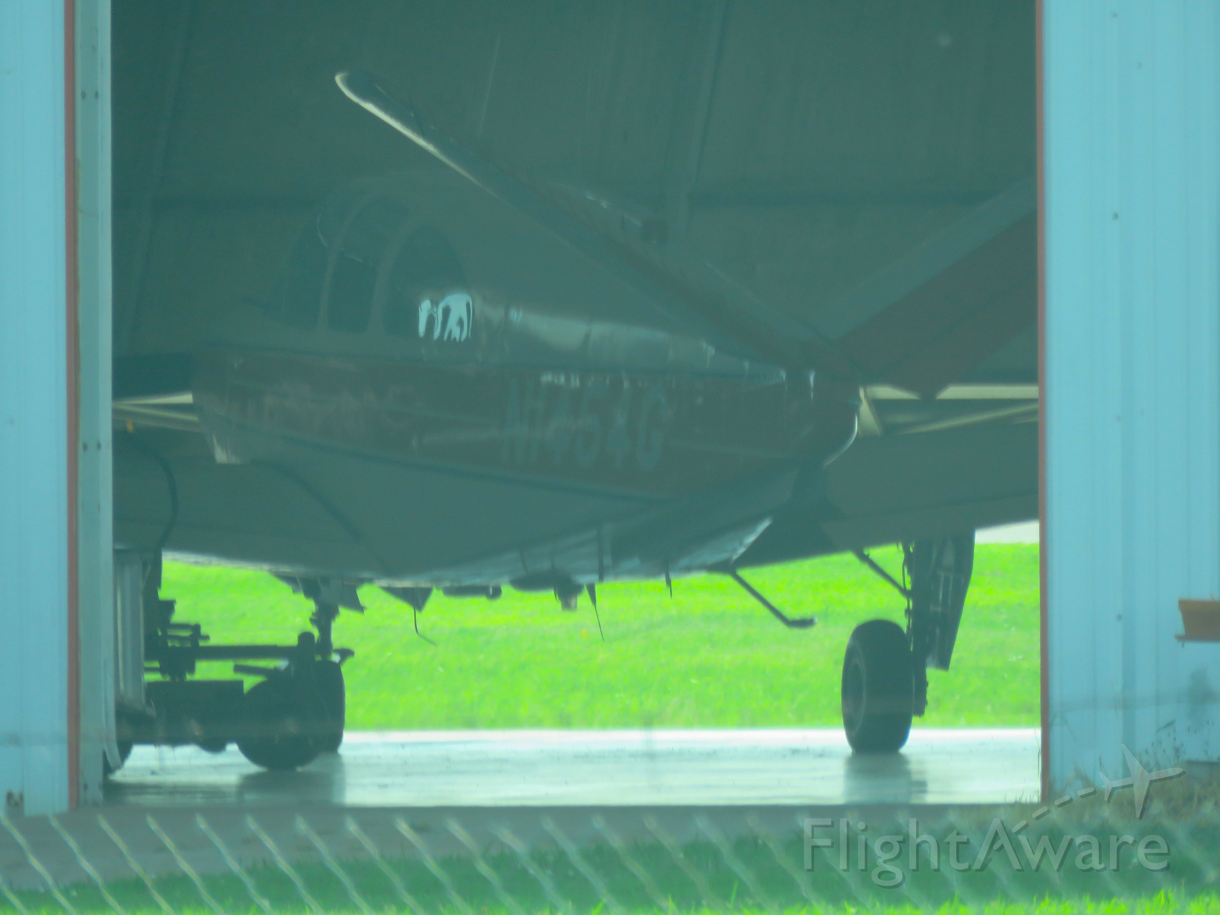 Beechcraft 35 Bonanza (N1454G)