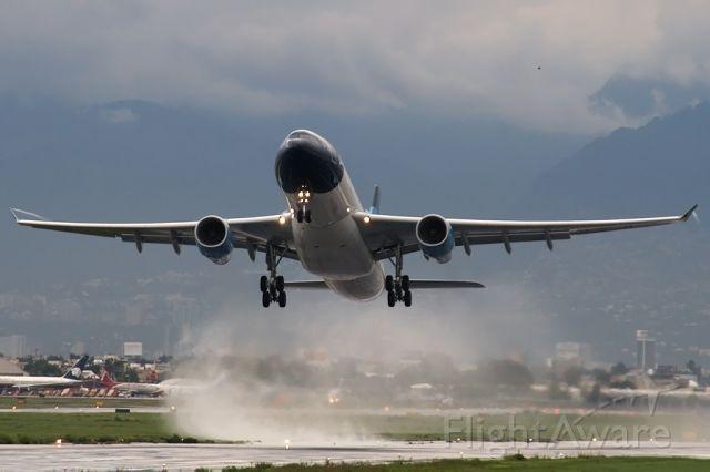 Airbus A330-200 (XA-MXQ) - Remember Mexicana de Aviación!