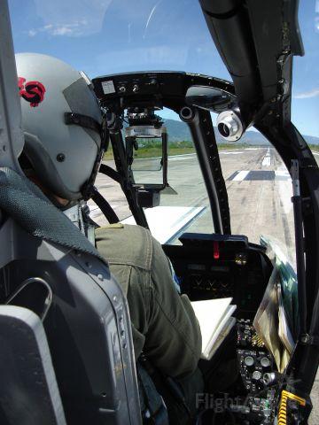 North American Rockwell OV-10 Bronco (FAC2212) - Bronco OV-10 ready for take off RW19