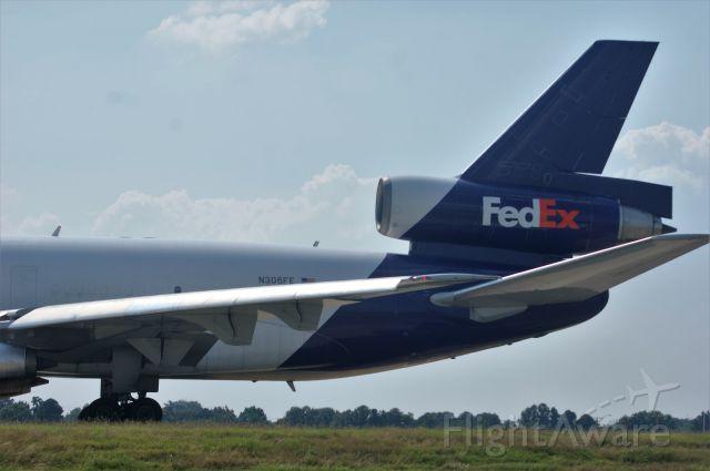 McDonnell Douglas DC-10 (N306FE)