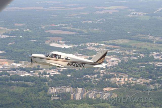 Piper Cherokee (N9465N)