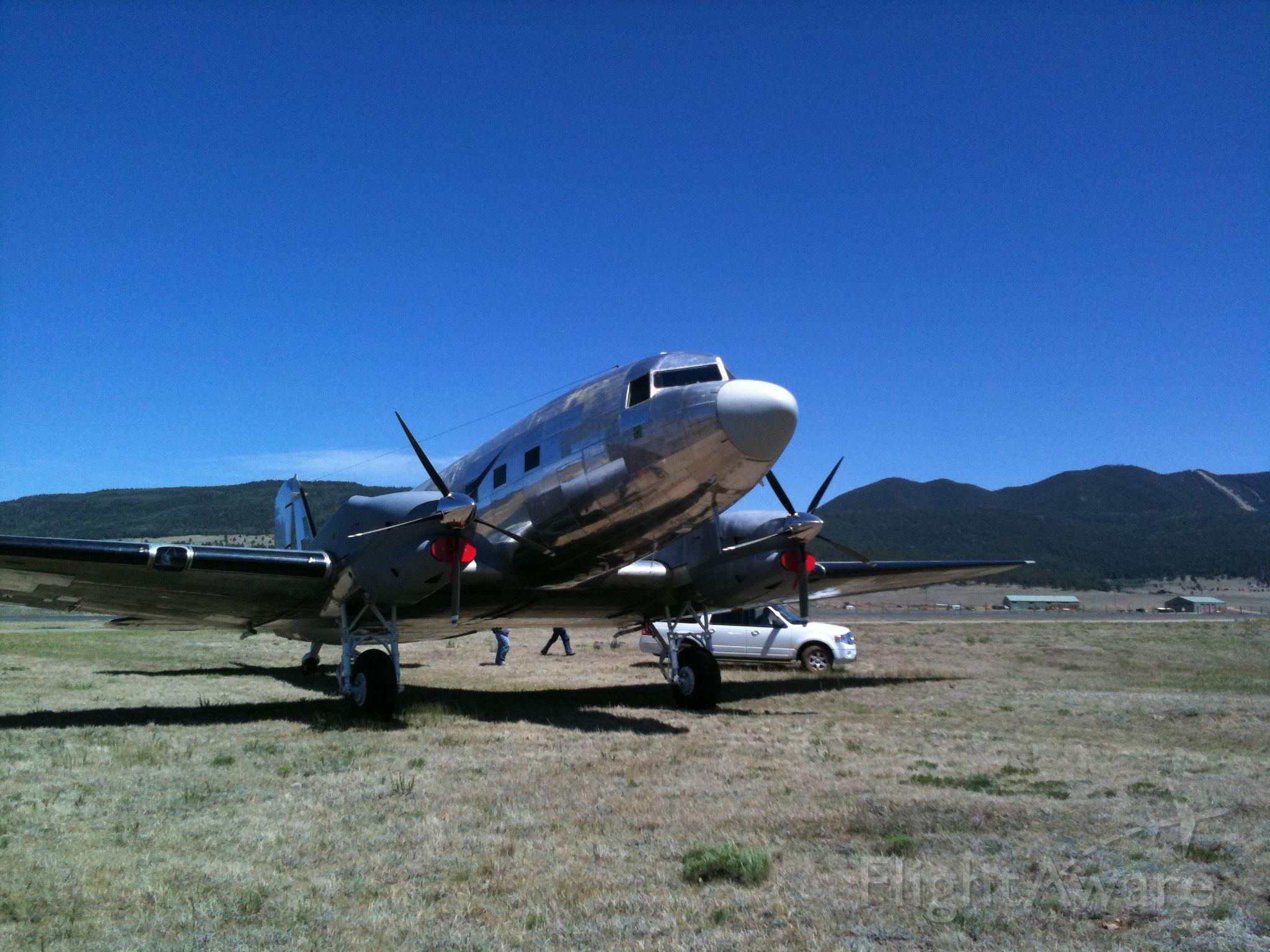 Douglas DC-3 (turbine) (N9923S)