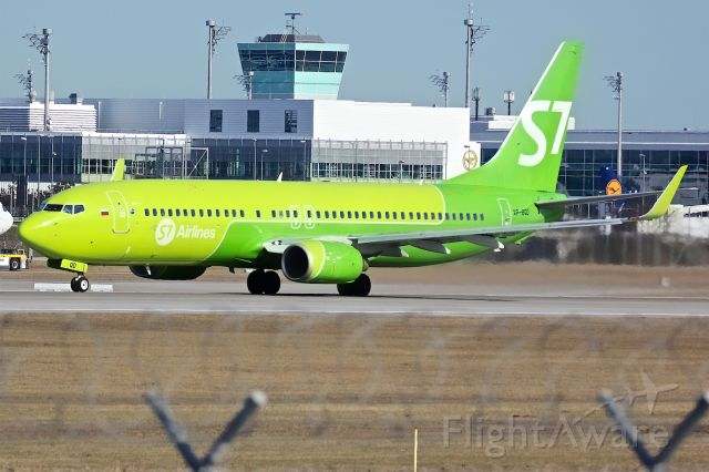 Boeing 737-800 (VP-BQD)