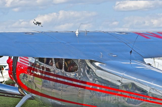 Cessna LC-126 (N3491V)