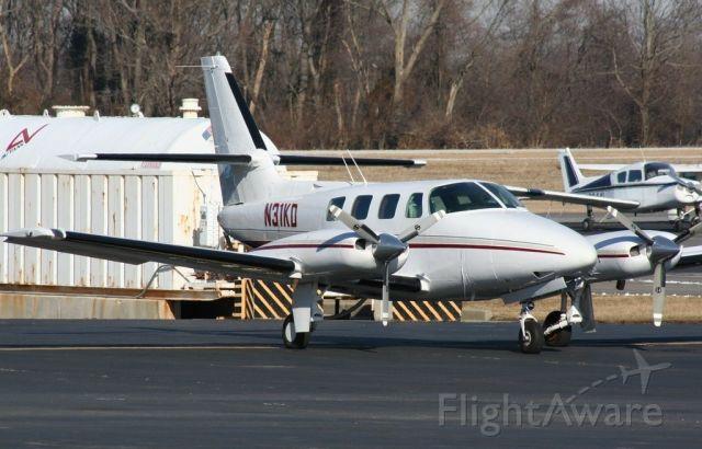 Cessna T303 Crusader (N31KD)