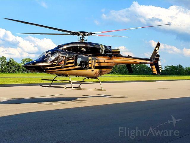Bell 427 (N7NU)