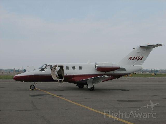 Cessna Citation CJ1 (N34DZ)