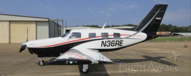 Piper Malibu Mirage (N36RE)