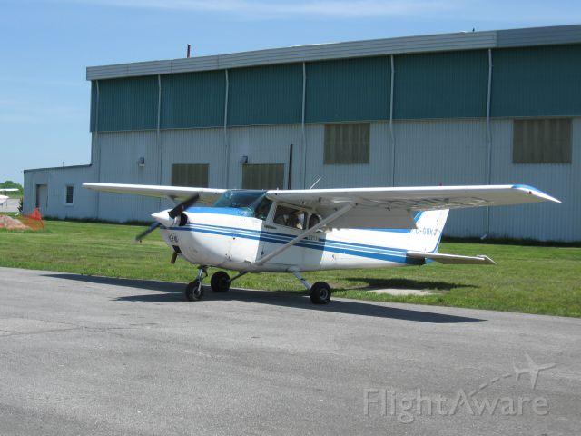 Cessna Skyhawk (C-GNKJ) - Ontario fun flyers 172 on a flight to peterborough