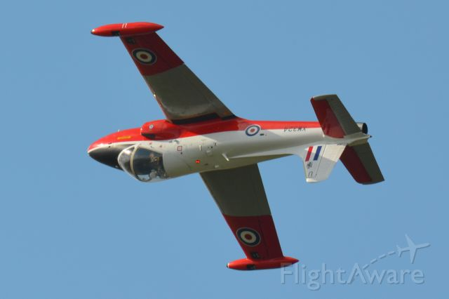 HUNTING PERCIVAL P-84 Jet Provost (G-BWGF)