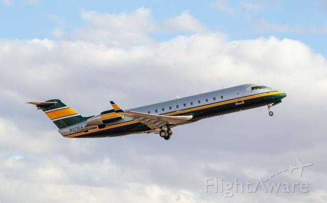 Canadair Regional Jet CRJ-200 (N321EA) - Spotted at KSDL on January 22, 2021