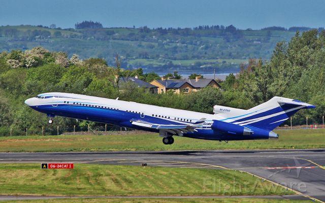 BOEING 727-200 (M-STAR) - starling aviation b727-2x8(adv)(re)(wl) m-star dep shannon 14/5/17.