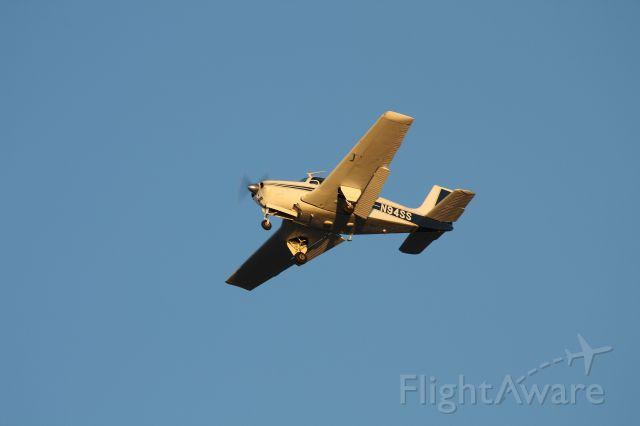 Beechcraft Bonanza (33) (N94SS)