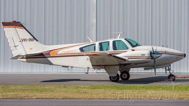 Beechcraft 55 Baron (VH-INP)