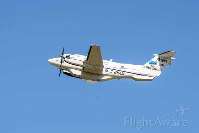 Beechcraft Super King Air 200 (C-GNAM)