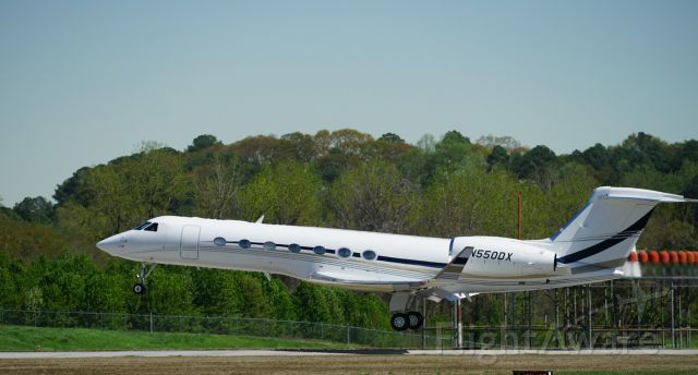 N550DX — - Captured from the viewing stand at Dekalb Peachtree Airport.