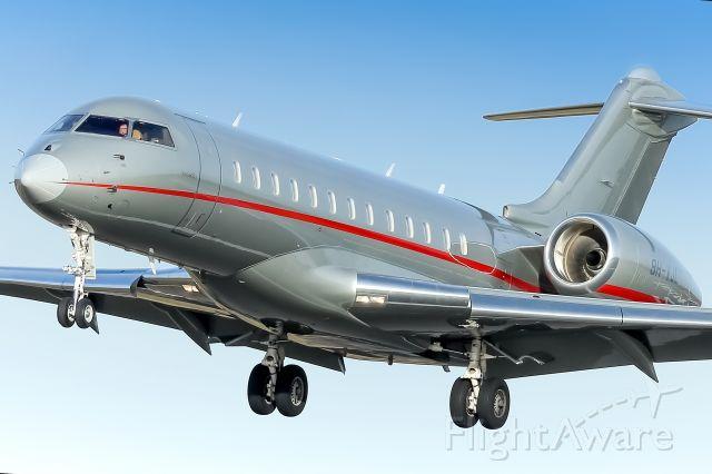 Bombardier Global Express (9H-VJL)