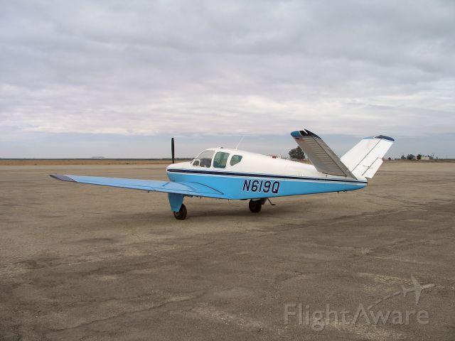 Beechcraft 35 Bonanza (N619Q)