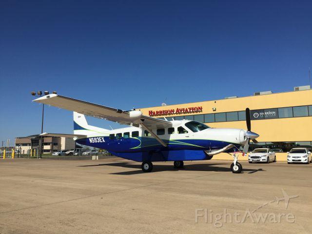 Cessna Caravan (N593EX) - This is a 2014 model Grand Caravan EX (867 SHP engine)