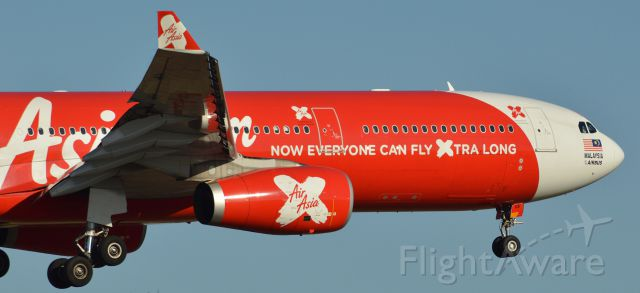 Airbus A330-300 (9M-XXI) - Now everyone can fly Xtra long :)