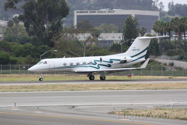 Gulfstream Aerospace Gulfstream 3 (N557JK) - Taxi For Departure