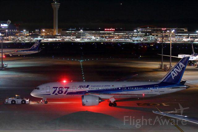 Boeing Dreamliner (Srs.8) (JA815A)