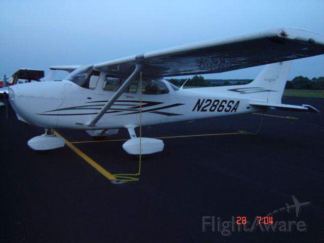 Cessna Skyhawk (N286SA)