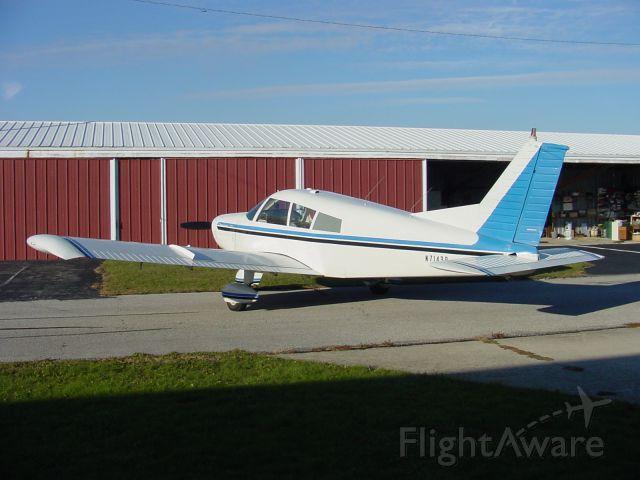 Piper Cherokee (N7143R)