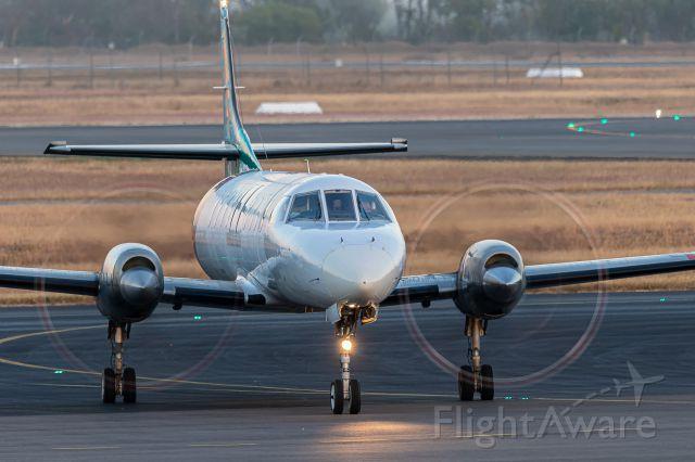 Fairchild Dornier SA-227DC Metro (VH-HPE)