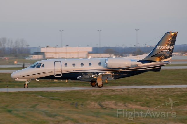 Cessna Citation Excel/XLS (N721RN)