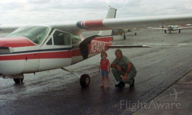 Cessna 177RG Cardinal RG (N34014) - 1976 CESSNA 177RG as seen around 1980 in Corpus Christi, Texas