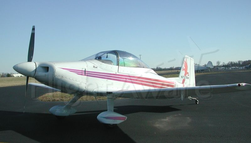 MUSTANG Mustang 2 (N727RH) - Experimental Busby Mustang II  DuPont ChromaLusion paint  http://experimentalairplane.com