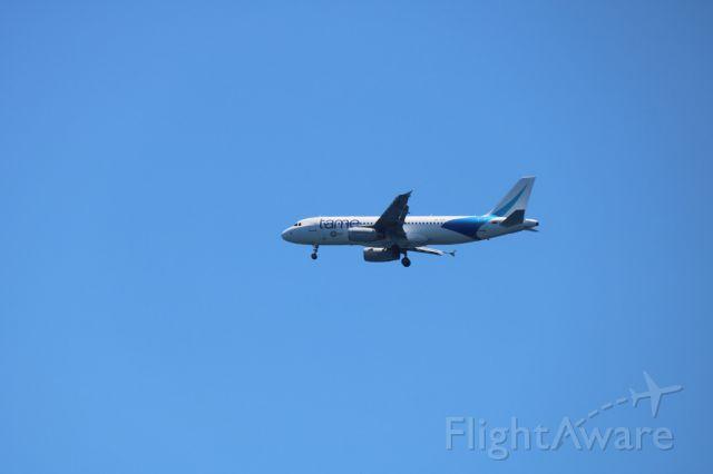 Airbus A320 (HC-CPB)