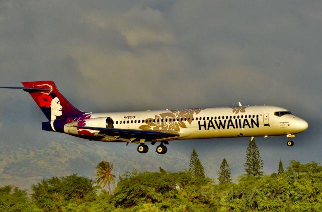 Boeing 717-200 (N495HA)
