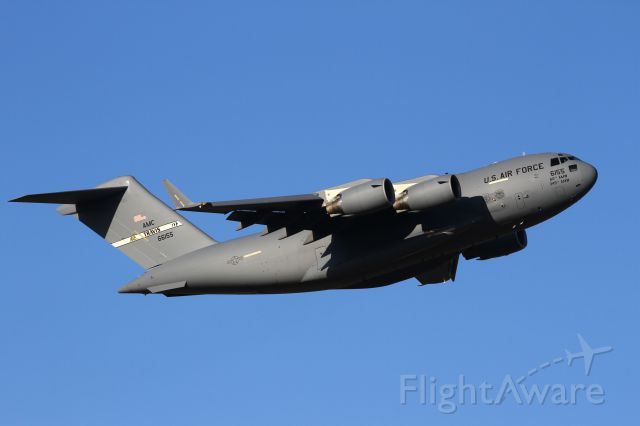 Boeing Globemaster III (06-6155) - US-Air Force<br /><br />April 8, 2013