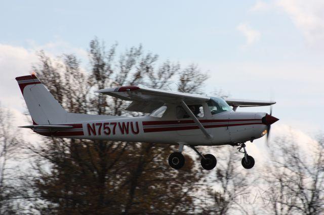Cessna Commuter (N757WU) - Taken 11-12-12