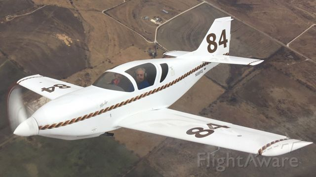 STODDARD-HAMILTON Glasair (N688RS) - Taken during a formation flight with another Glasair.