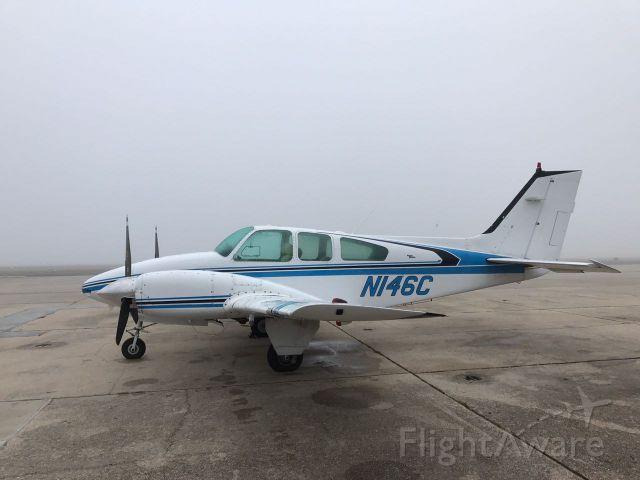 Beechcraft 55 Baron (N146C)