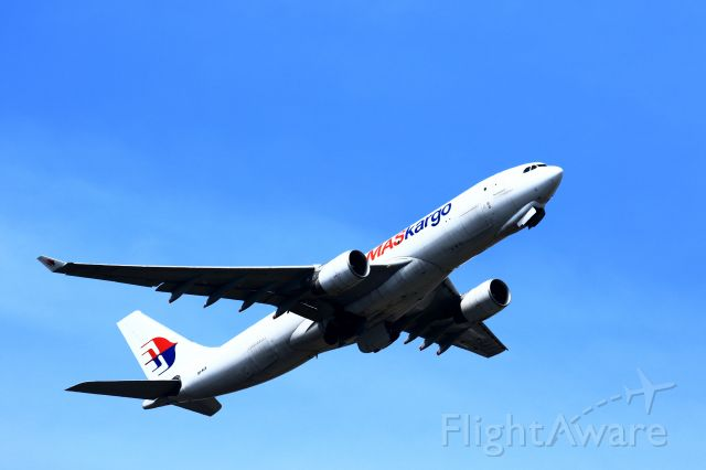 Airbus A330-200 (9M-MUB)
