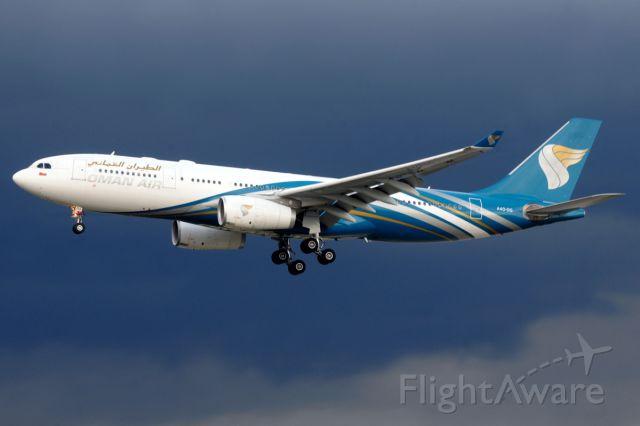 Airbus A330-200 (A40DG)