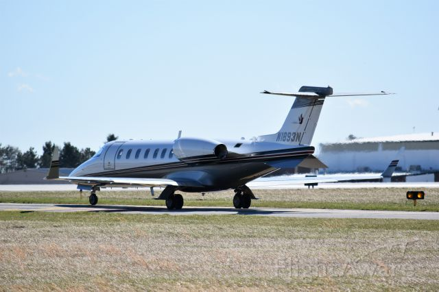 Learjet 45 (N1893N)
