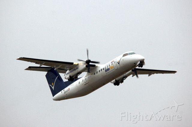 de Havilland Dash 8-300 (OE-LIC)