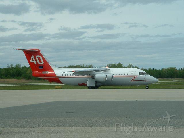 British Aerospace BAe-146-300 (N146FF)