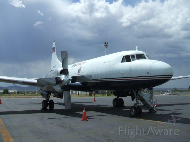 CONVAIR CV-580 (TSU181) - Convair 580