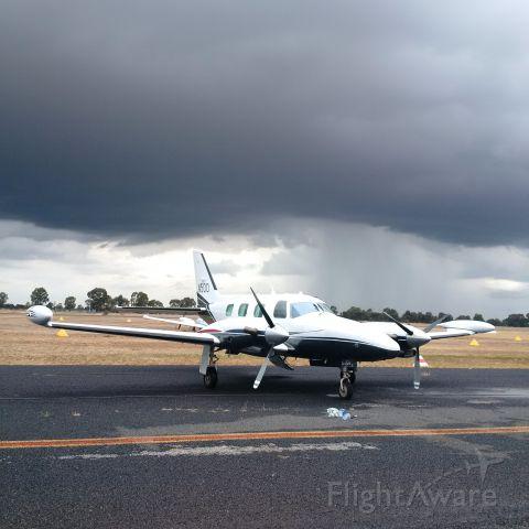 Piper Cheyenne 2 (N500)