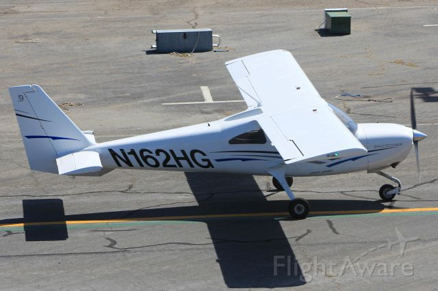 Cessna Skycatcher (N162HG)