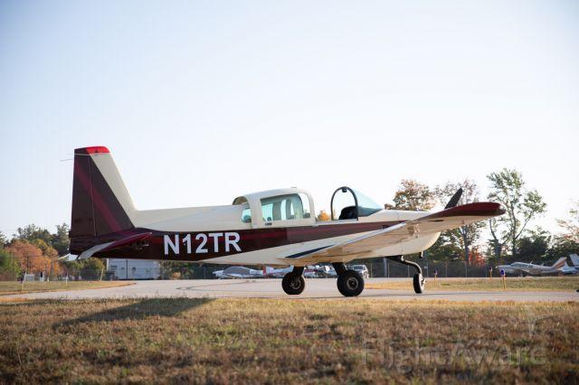 Grumman AA-5 Tiger (N12TR)