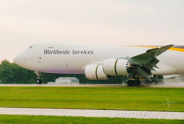 BOEING 747-8 (N628UP)